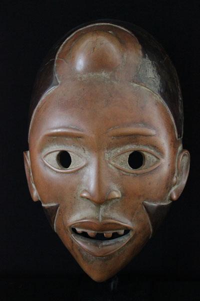 Bakongo masker (DRC)