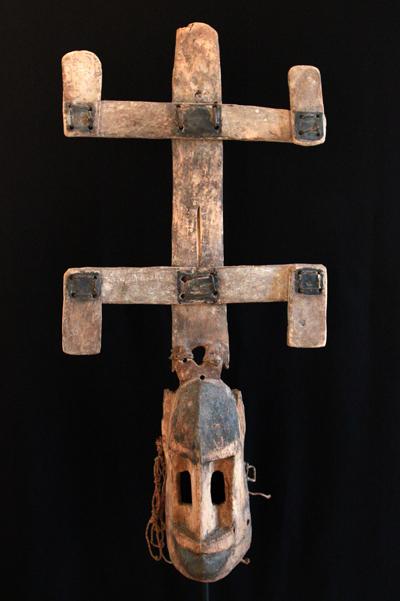 Dogon kanaga masker (Mali)