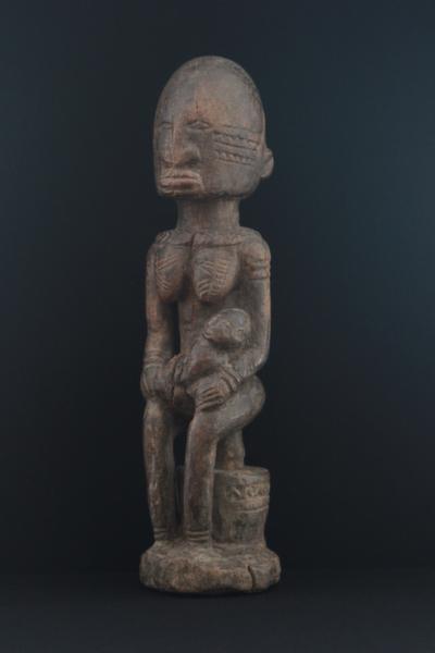 Dogon maternitebeeld (Mali)