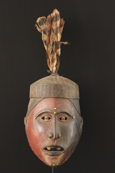 Yombe masker (DRC)