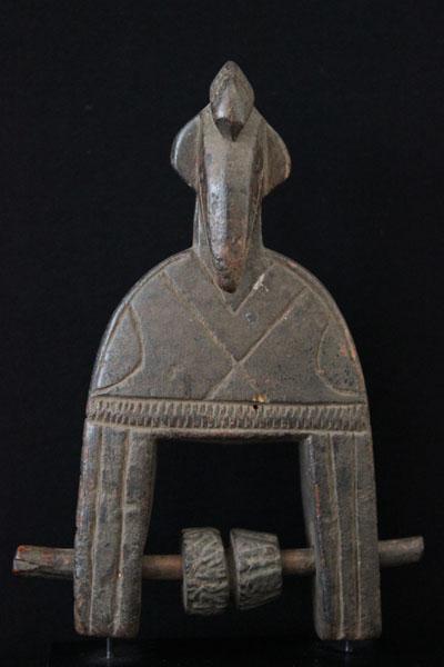 Senufo klos (Ivoorkust)