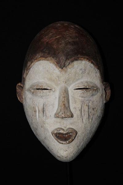 Vuvi masker (Gabon)