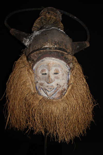 Yaka masker (DRC)